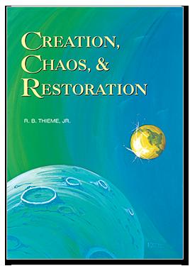 Creation, Chaos, & Restoration